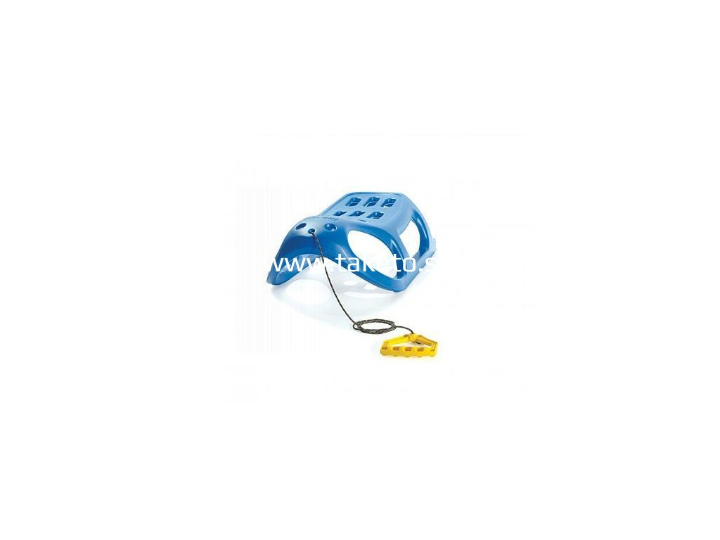 Sane LITTLE SEAL, 860x460 mm, plast, sánky na sneh  + praktický pomocník k objednávke