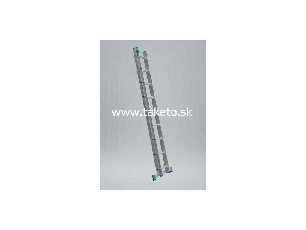 Rebrík ALVE 7511, 2x11, univerzálny, A315 B513  + praktický pomocník k objednávke