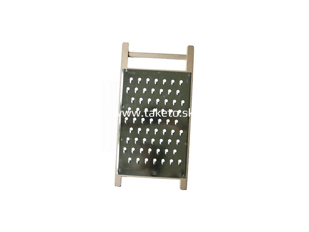 Struhak FED 603, 220x440 mm, na repu s rámom  + praktický pomocník k objednávke
