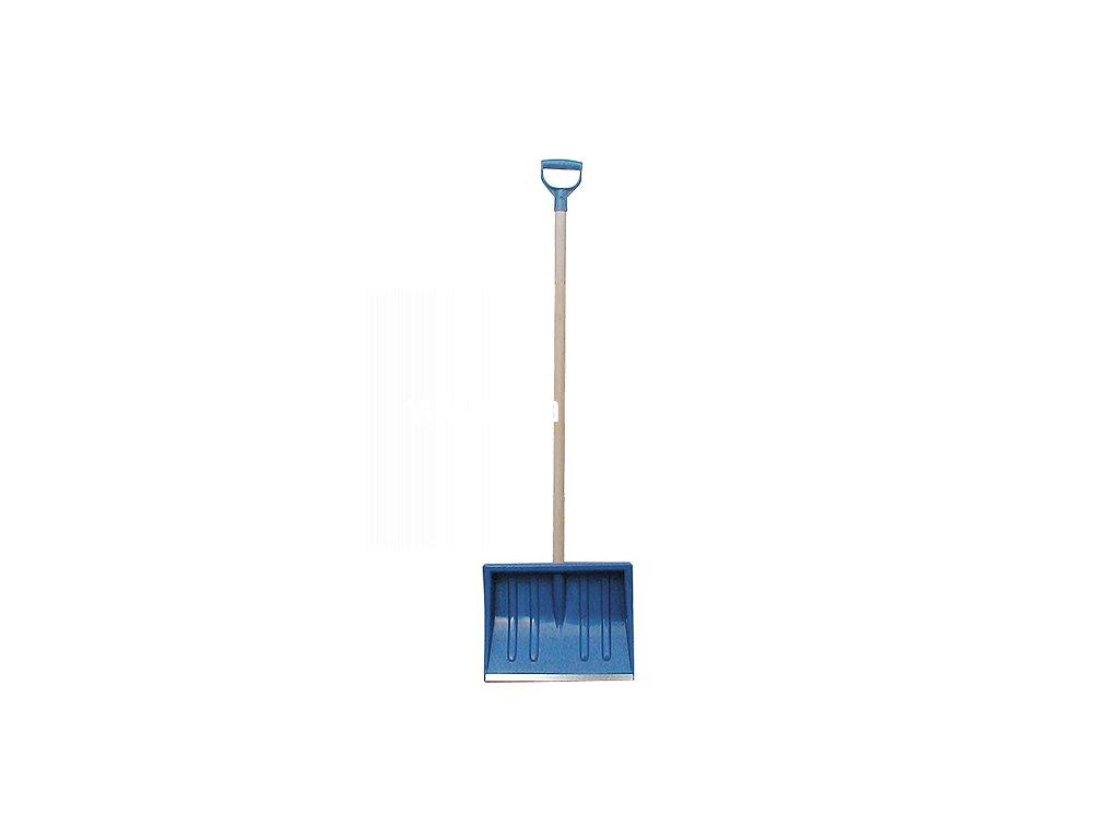Odhrnovac Snowman M1 435x330 mm, na sneh, Pvc, modrý, bez násady  + praktický pomocník k objednávke