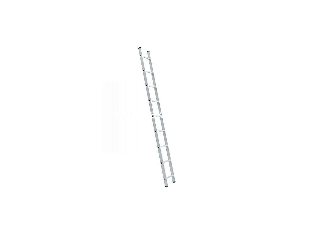 Rebrík ALVE 7110, 1x10, jednoduchý, A284 B34  + praktický pomocník k objednávke