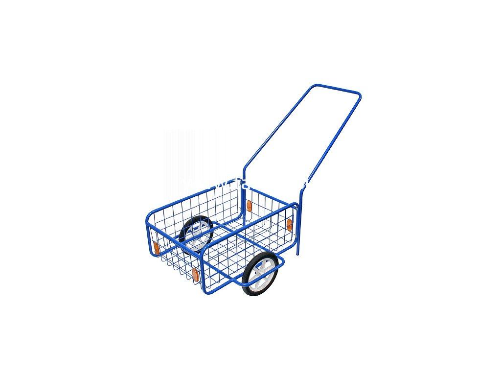 Vozik RDV 3, POPULAR 3, 50 kg, koleso 230 mm, plné  + praktický pomocník k objednávke