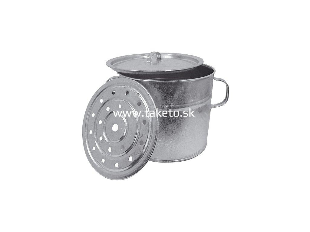 Parák Kovotvar 15 lit Zn  + praktický pomocník k objednávke