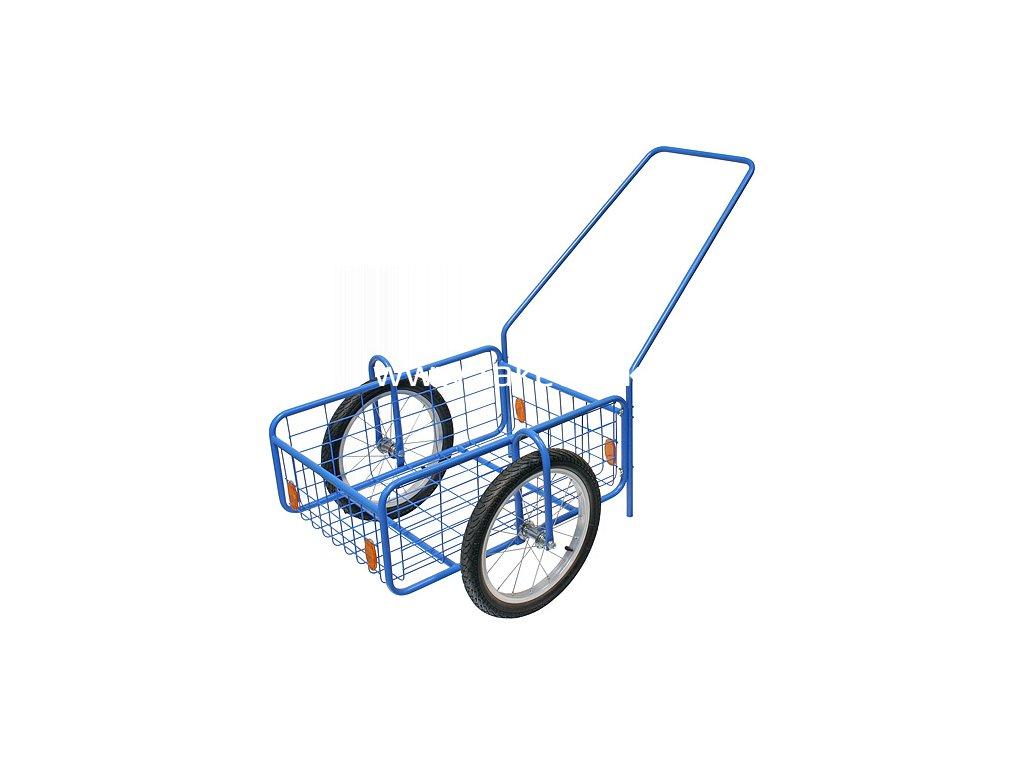 Vozík RDV 7, PEGAS, 100 kg, koleso nafukovacie 390 mm  + praktický pomocník k objednávke