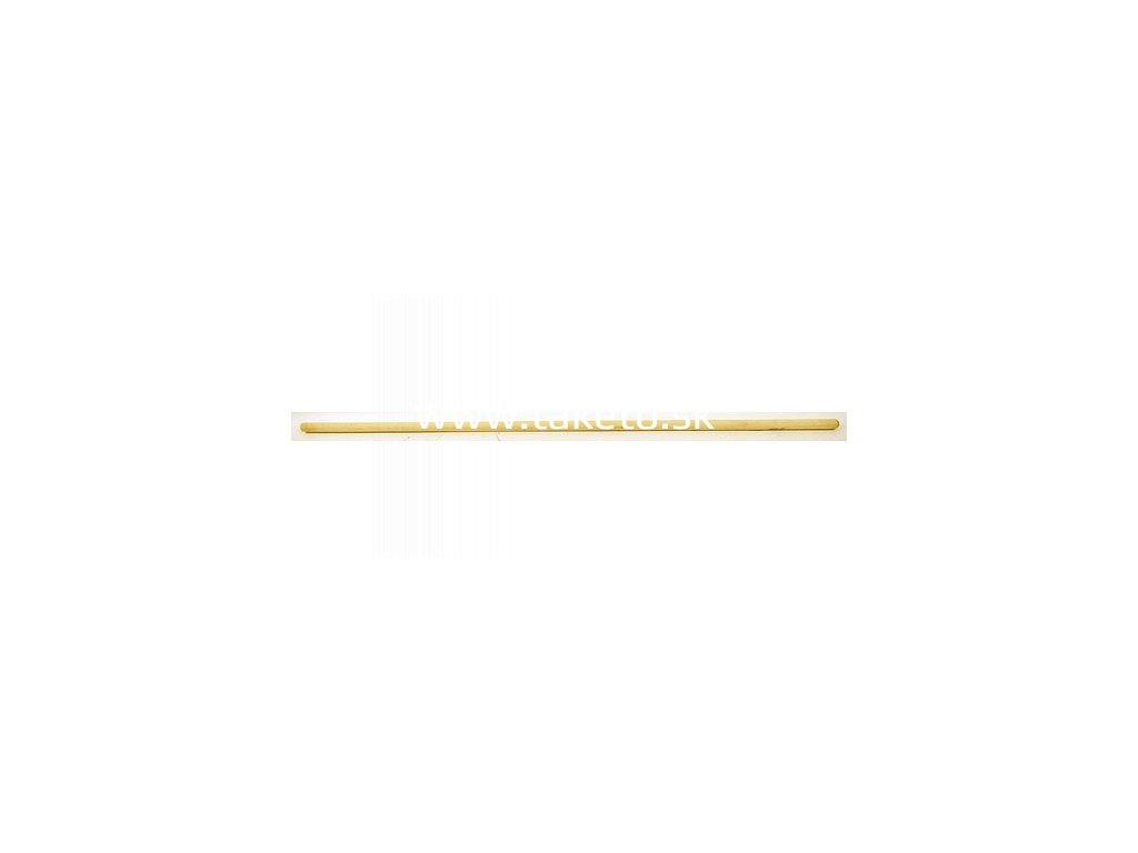 Násada hrablová 160 cm / 28 mm  + praktický pomocník k objednávke