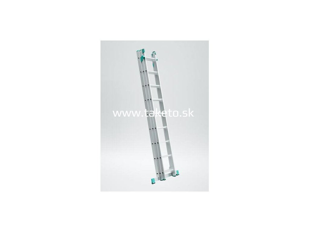 Rebrik ALVE 7808, 3x08, univerzálny, A230 B513, na schody  + praktický pomocník k objednávke