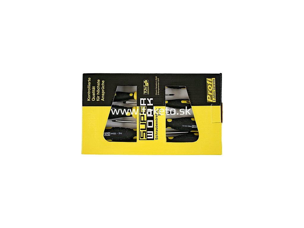 Sada skrutkovačov Strend Pro SD9967, 7 dielna  + praktický pomocník k objednávke