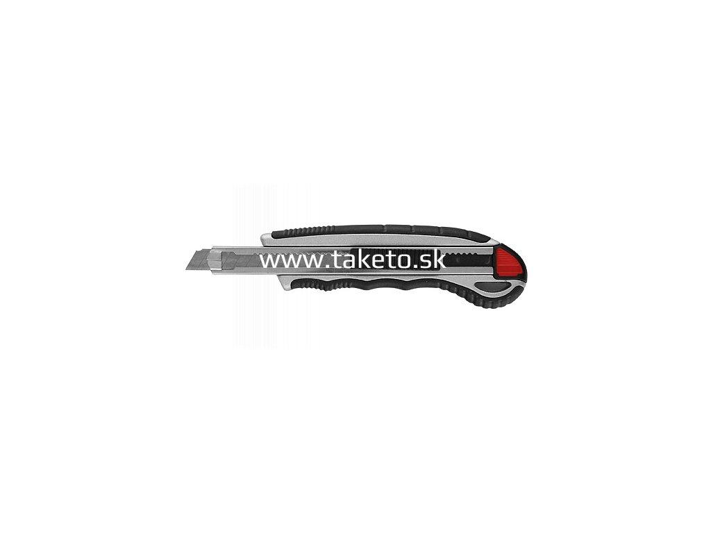 Nôž Strend Pro UKX-8000, 9 mm, odlamovací, Alu/plast  + praktický pomocník k objednávke