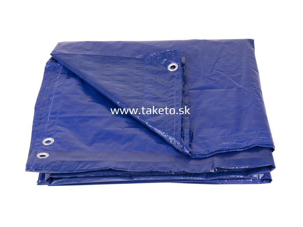 Plachta Tarpaulin Poolco 4,5 m ,120 g/m, zakrývacia, modrá, okrúhla  + praktický pomocník k objednávke