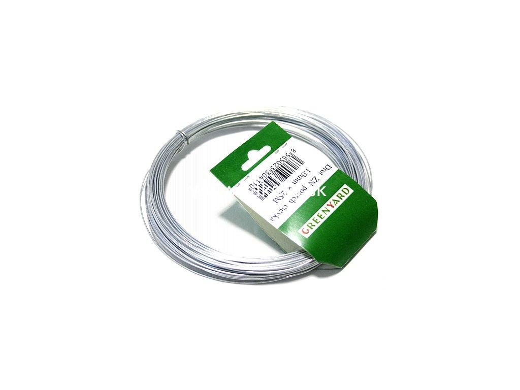 Drôt Gwire.mc Zn 3,15 mm, L-78 m, napínací  + praktický pomocník k objednávke