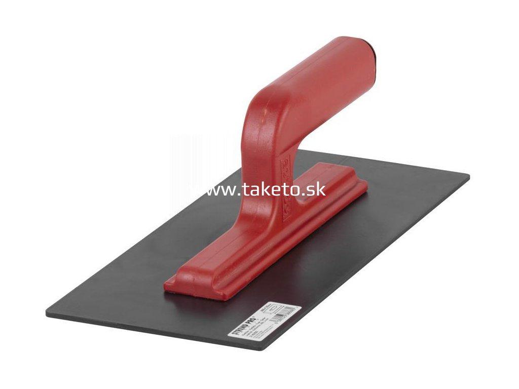 Hladítko plastové Strend Pro Premium, ABS, 280x140 mm, 3 mm  + praktický pomocník k objednávke