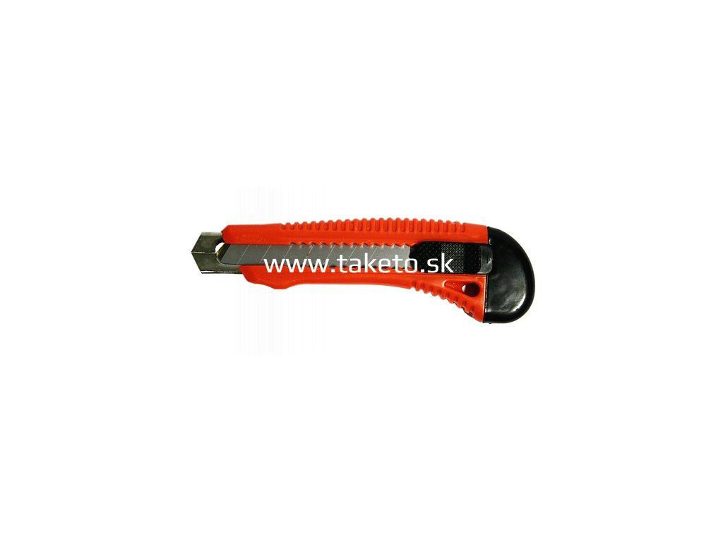 Nôž Strend Pro 18 mm, odlamovací, plastový  + praktický pomocník k objednávke
