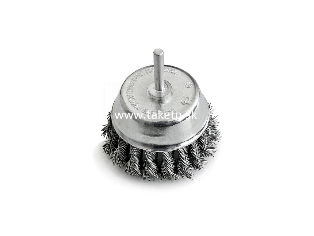 Kefa Strend Pro TCB-510 075 mm, vrkočová, so stopkou, drôt 0.35 mm  + praktický pomocník k objednávke