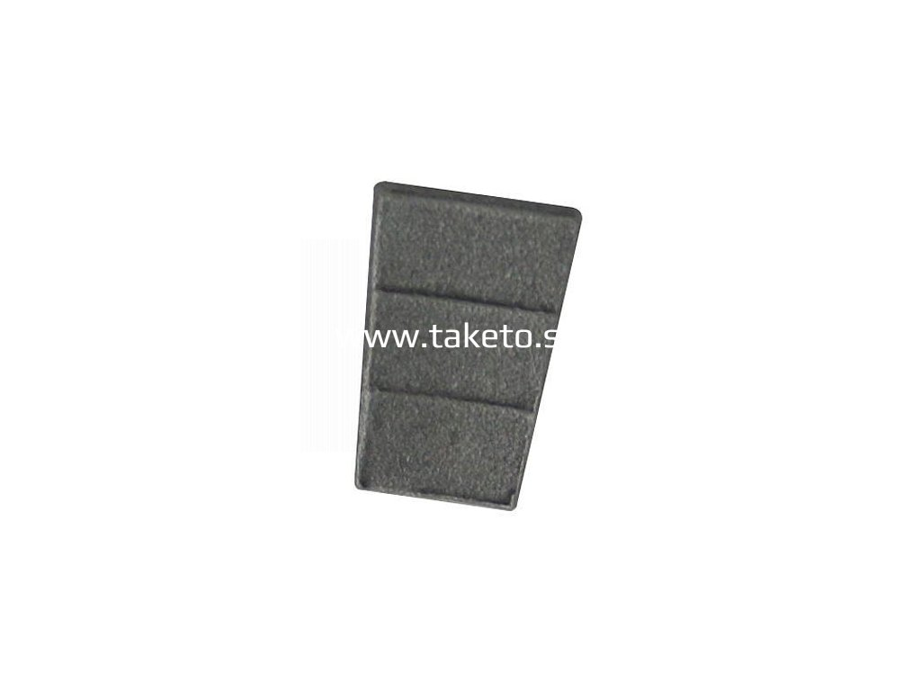 Klinok Zbirovia 3025/07 mm, do sekery, do násady  + praktický pomocník k objednávke
