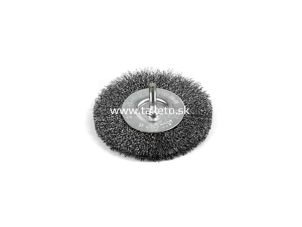 Kefa Strend Pro CWB-508 063 mm, okružná, vlnitá, so stopkou, drôt 0,3 mm  + praktický pomocník k objednávke