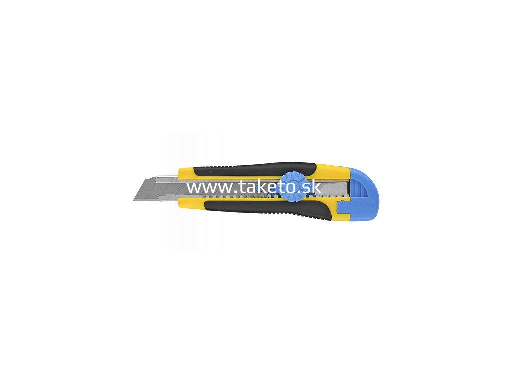 Nôž Strend Pro UK313, 18 mm, odlamovací, plastový  + praktický pomocník k objednávke
