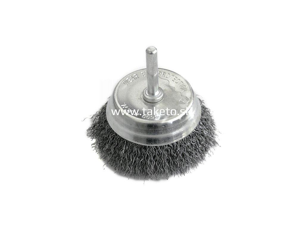 Kefa Strend Pro CCB-509, 063 mm, hrncová, vlnitá, so stopkou, drôt 0.30 mm  + praktický pomocník k objednávke