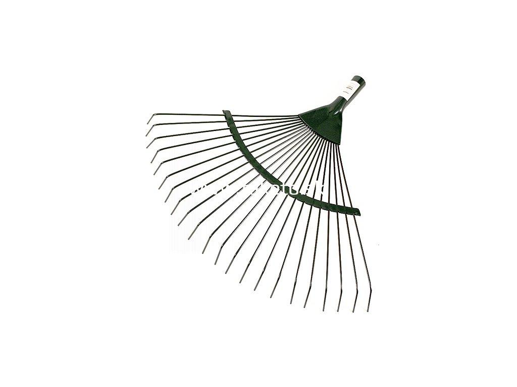 Hrable R119, 22 lamelové, na lístie, drôt  + praktický pomocník k objednávke
