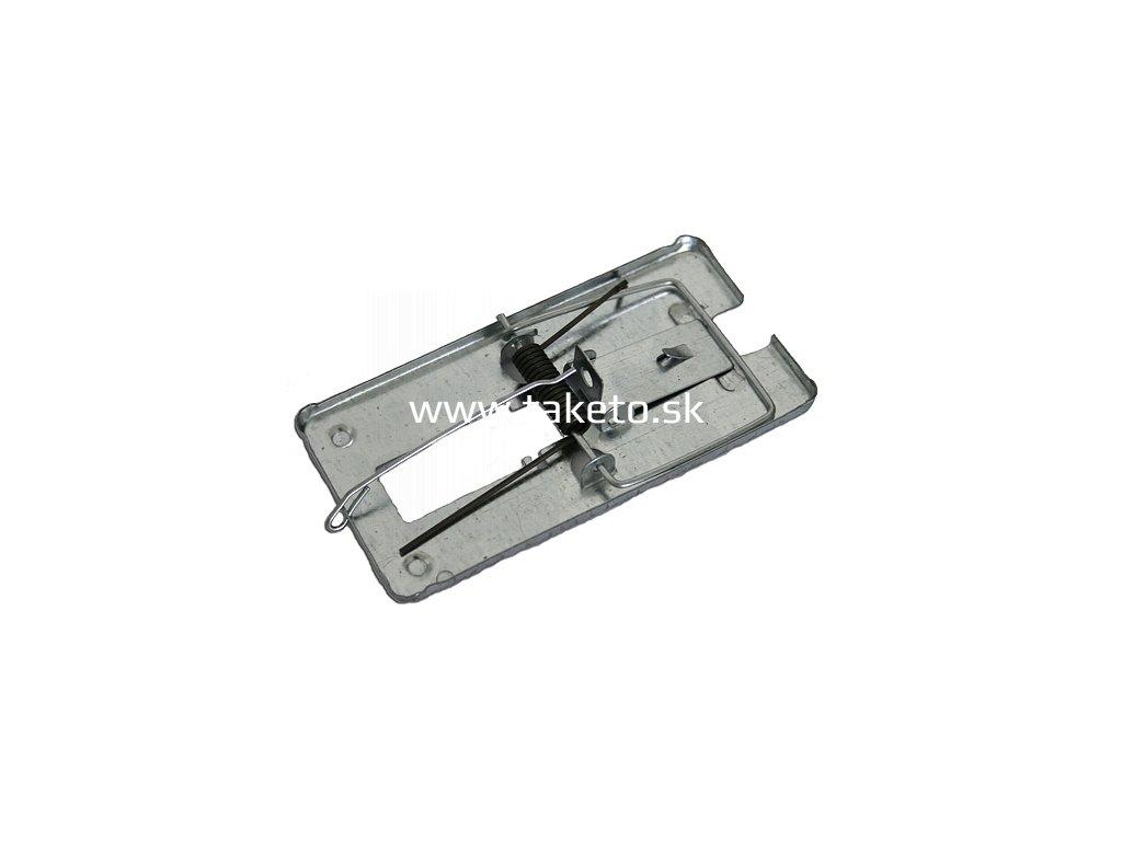 Pasca FED 608, na myši, plechová, 100x50 mm  + praktický pomocník k objednávke