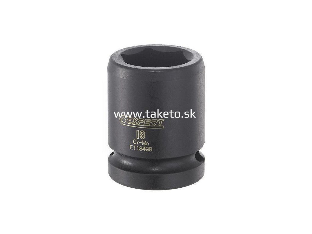 """Hlavica Expert E113493, 13 mm, 1/2"""", priemyselná, 6 hran  + praktický pomocník k objednávke"""