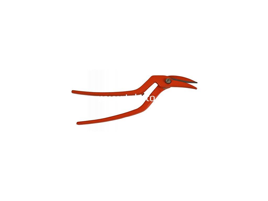 Nožnice Strend Pro PL530, 250 mm, na plech  + praktický pomocník k objednávke