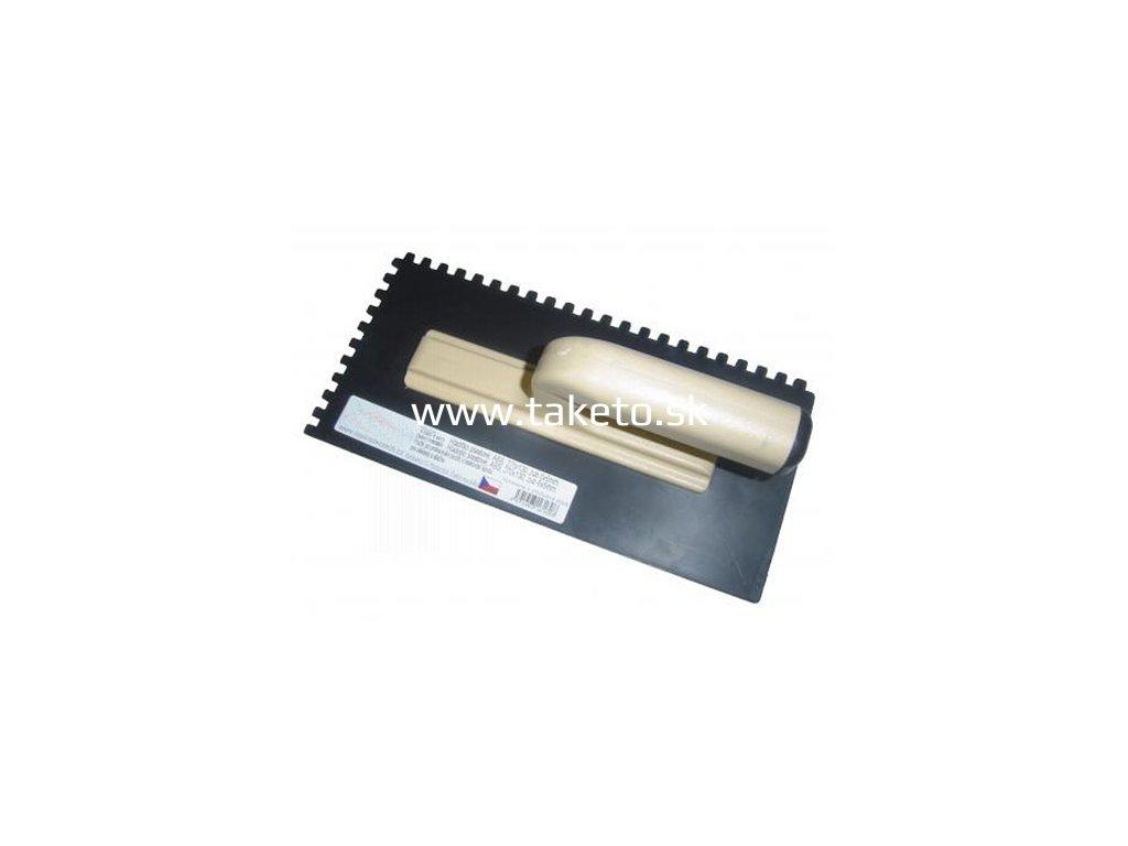 Hladítko TOP ABS 270x130 mm, e06, ABS  + praktický pomocník k objednávke