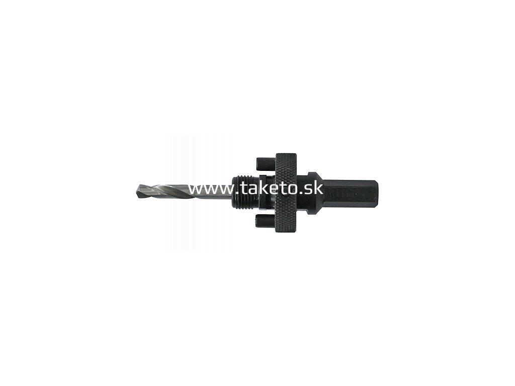 Unášač vyrezávacích koruniek Strend Pro AH980, pre Bi-Metal korunky  + praktický pomocník k objednávke
