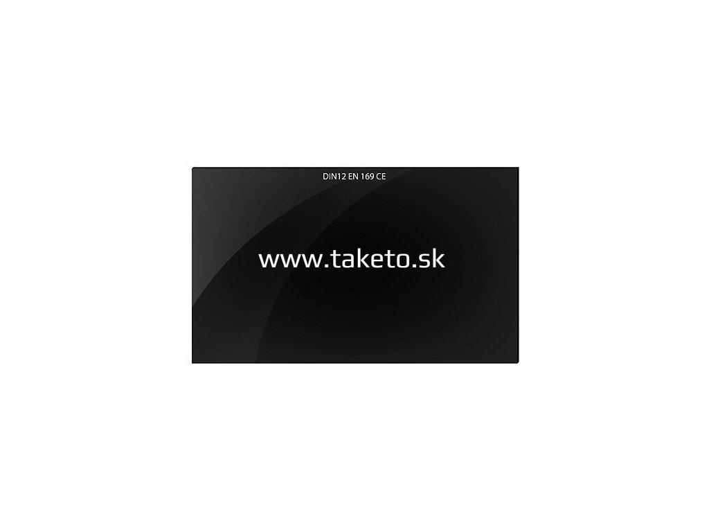 Sklo SCS 110x90 09, náhradné, tmavé, DIN 0169 CE  + praktický Darček k objednávke
