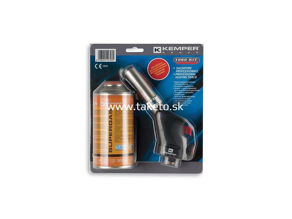 Lampa KEMPER 1060KIT, Superkit 170 g, závit, s kartušou  + praktický pomocník k objednávke