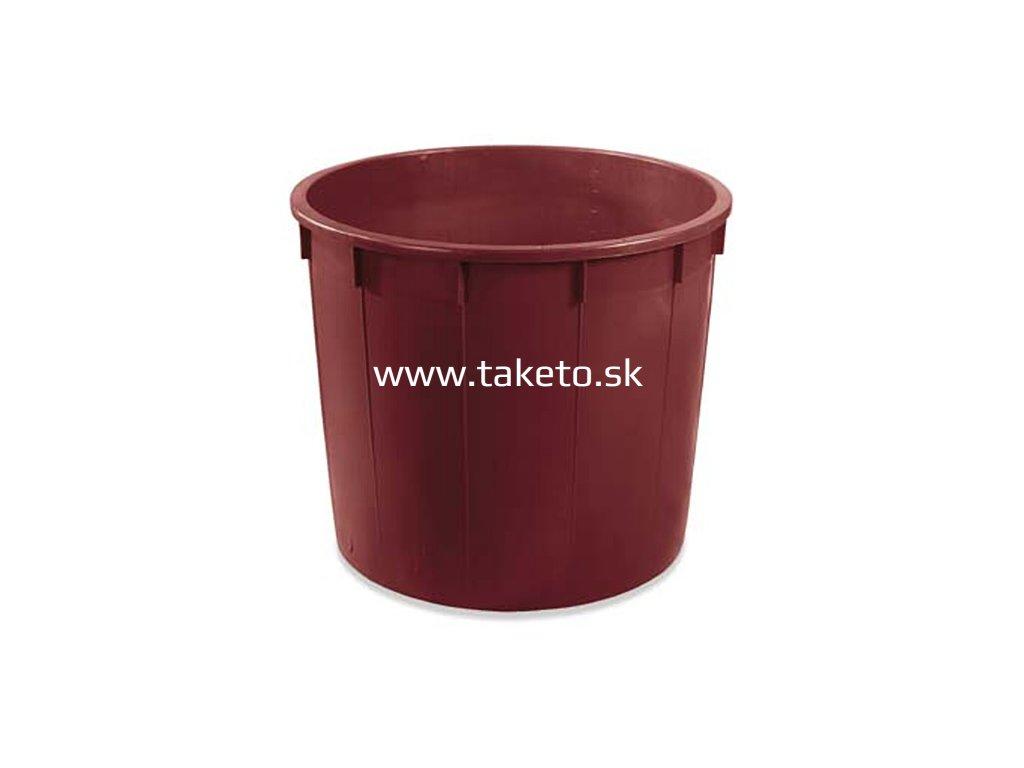 Nádoba ICS P150352, 350 lit, na kvasenie, 96x73 cm  + praktický pomocník k objednávke