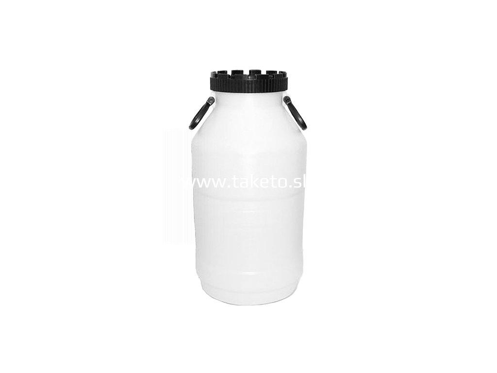 Barel JPP KOSH-20, širokohrdlý, 20 lit, 14.5 cm, HDPE, max. 22.6 lit  + praktický pomocník k objednávke