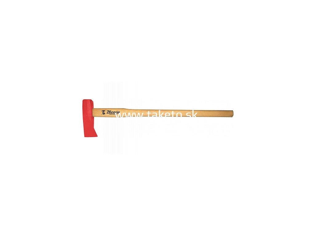 Kalacka Zbirovia 19/3500 g, drevorubačská, s násadou  + praktický pomocník k objednávke