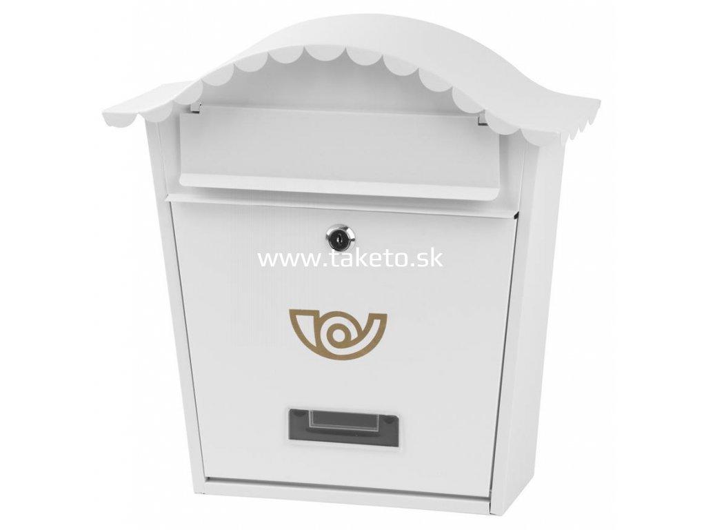 Schranka NAPOLEON B, biela 365x365x135 mm  + praktický pomocník k objednávke