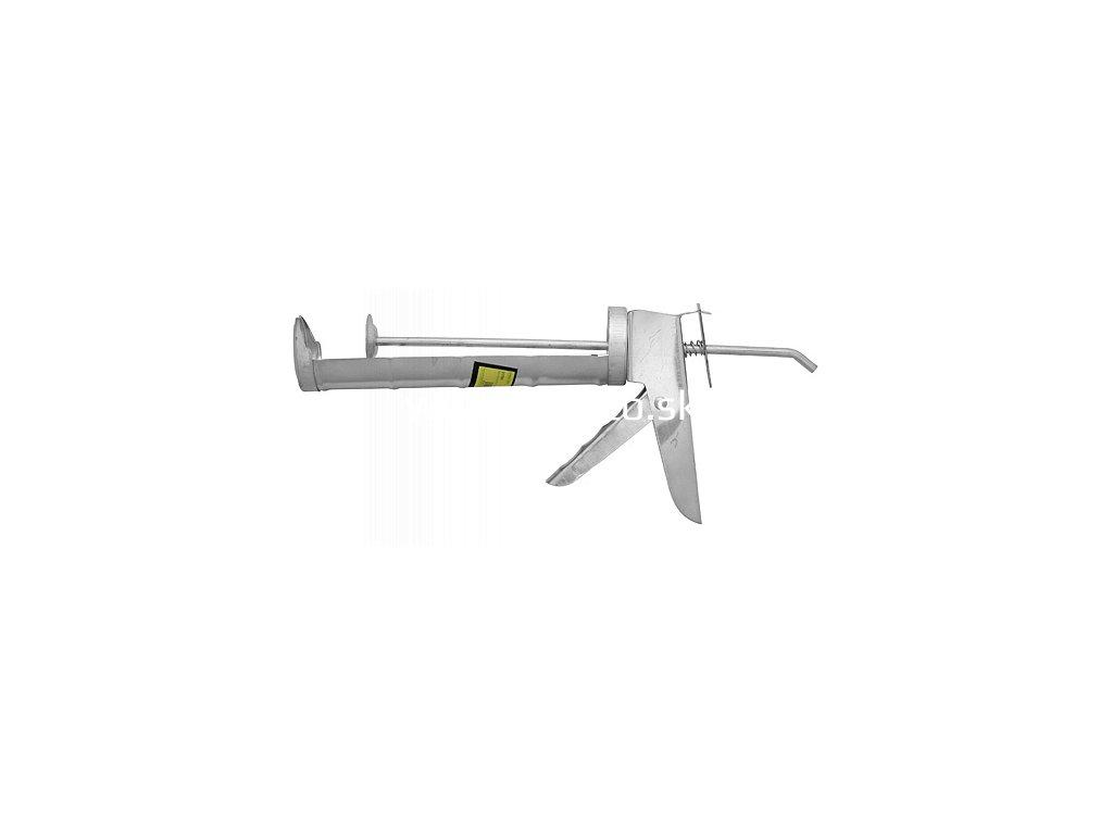 Pištoľ výtlačná Strend Pro CG1532, chrómová, polouzavretá, 230 mm  + praktický pomocník k objednávke