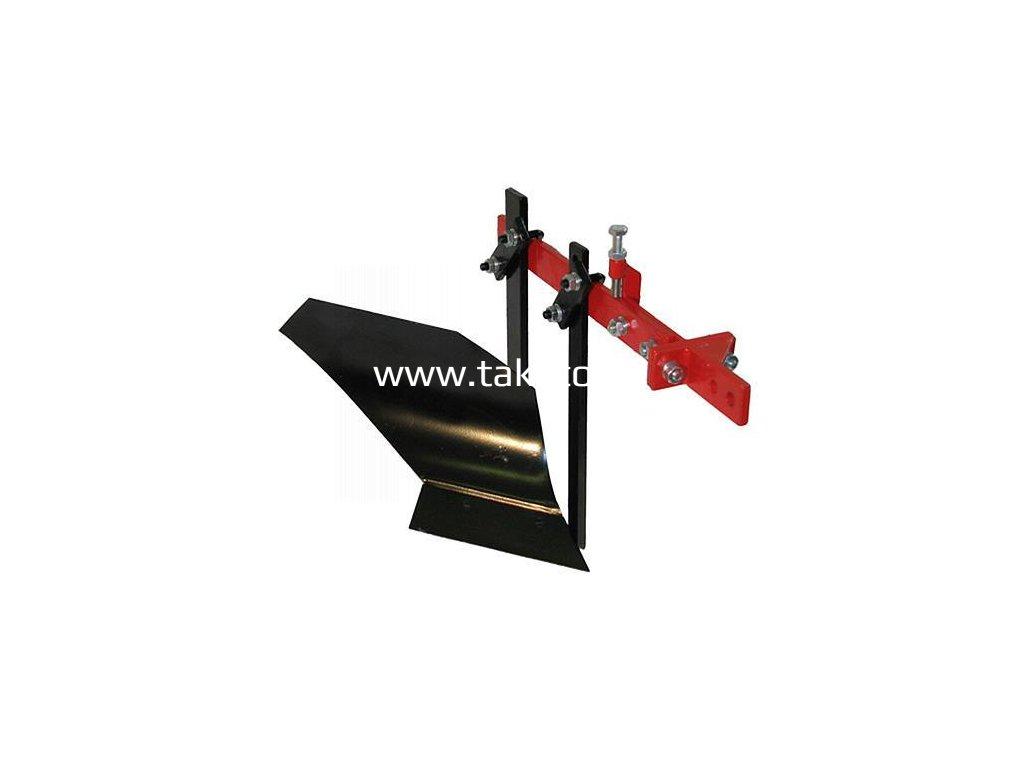 Pluh Agrimotor Rotalux, oborávací, pravý  + praktický pomocník k objednávke