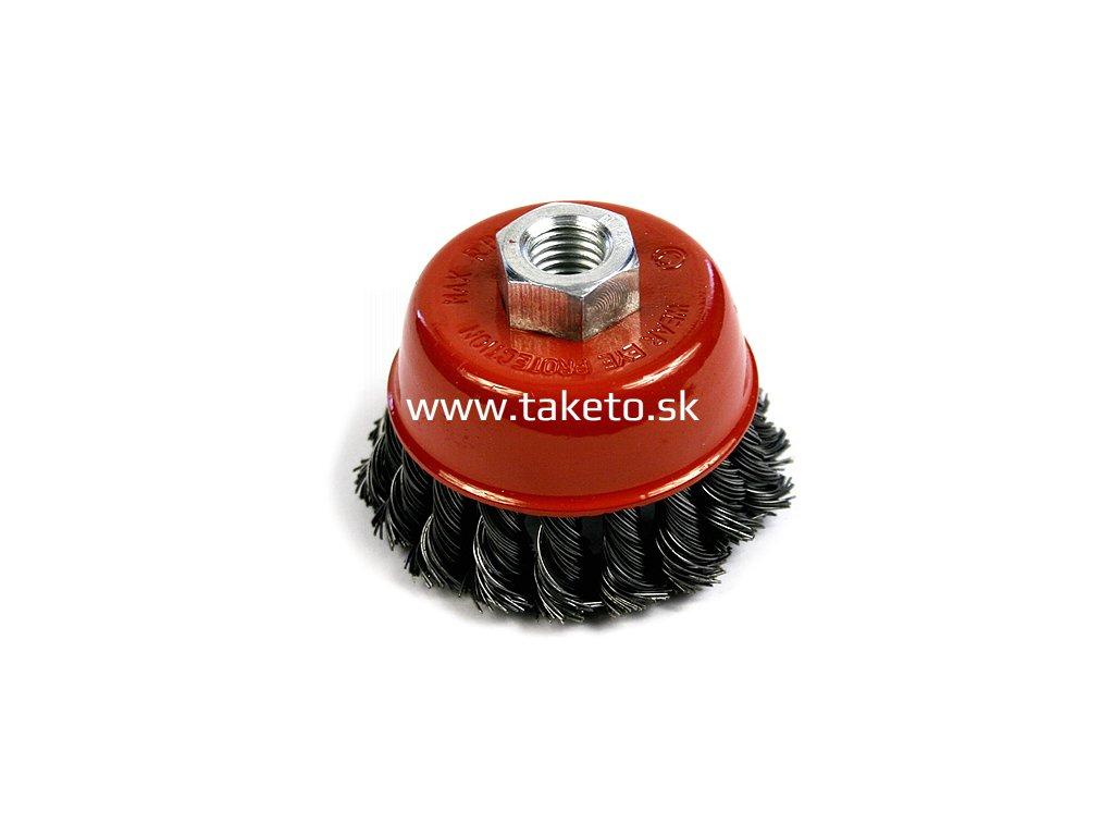 Kefa Strend Pro TCB-500 075 mm, hrncová, vrkočová, M14x2, drôt 0,35 mm  + praktický pomocník k objednávke