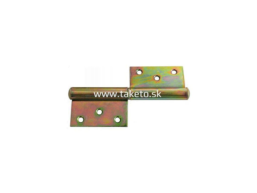 Záves dverový T0018A • 120x68x1.5 mm  + praktický pomocník k objednávke