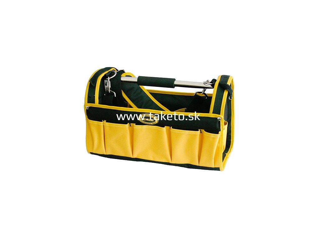 Brašňa textilná Strend Pro TB-3001, na náradie, 41x20x26 cm  + praktický pomocník k objednávke