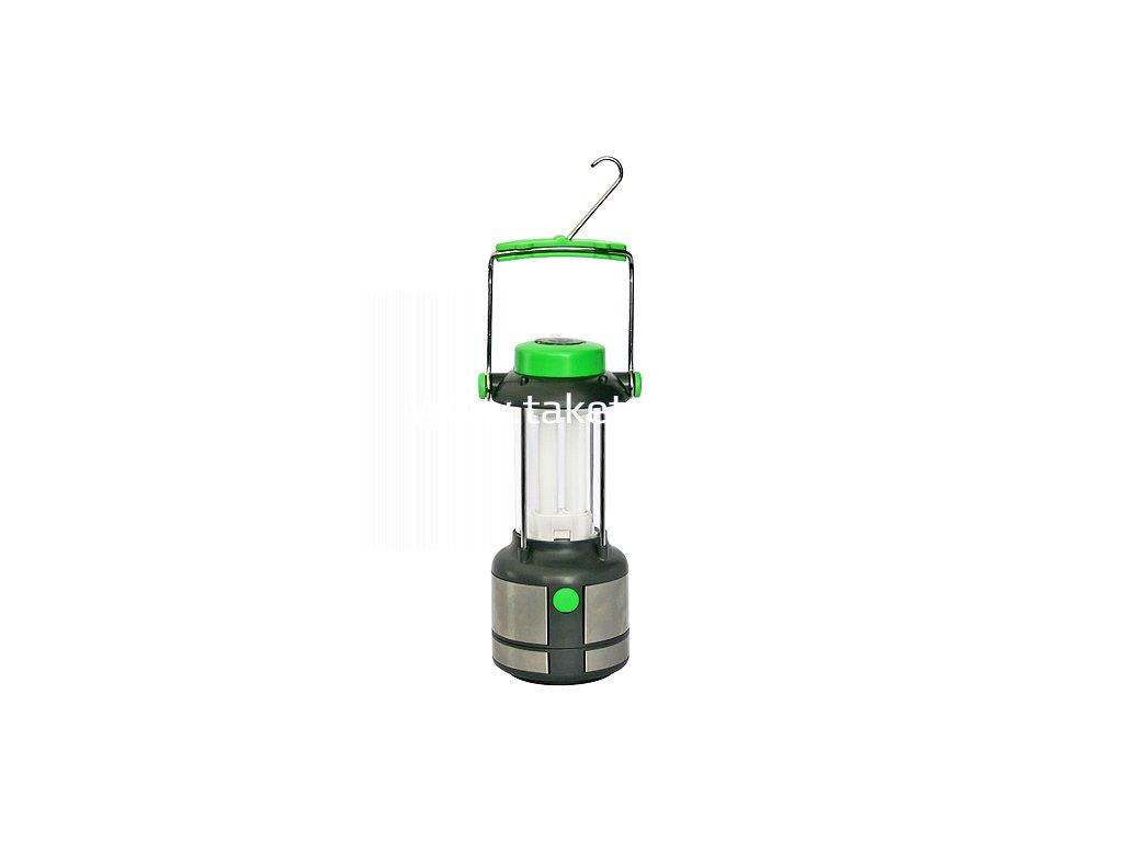 Lampa Camping CL222, kempingová, na batérie s kompasom  + praktický pomocník k objednávke