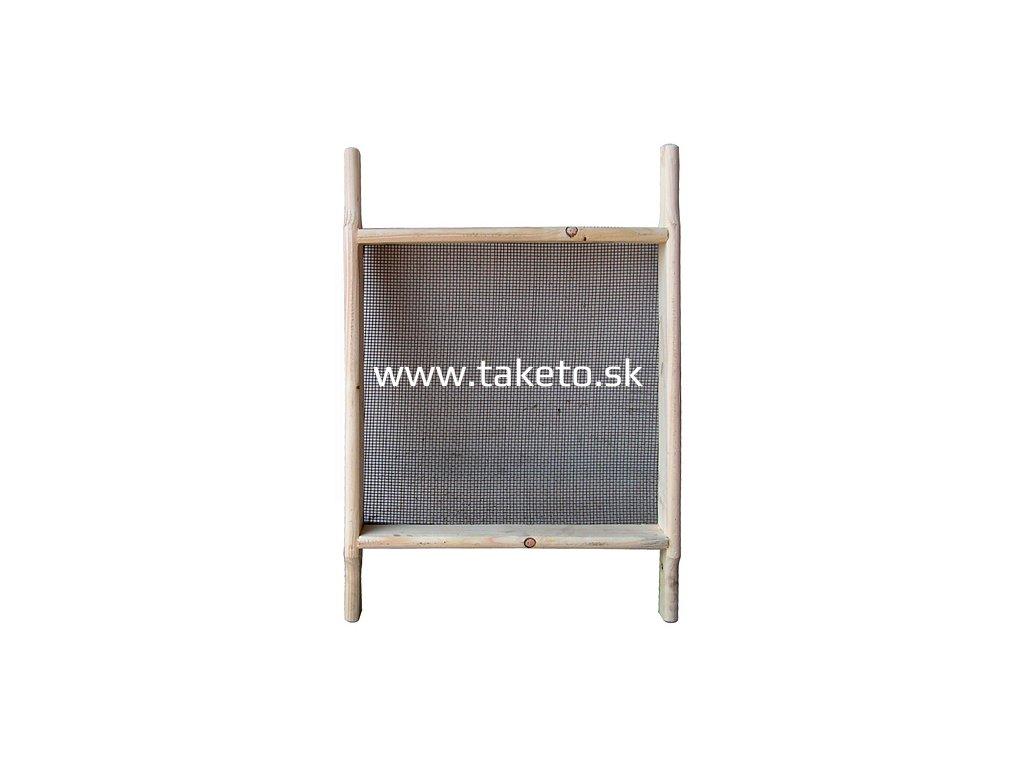 Sito na maltu MR28 04/500x500 mm, drevené  + praktický pomocník k objednávke