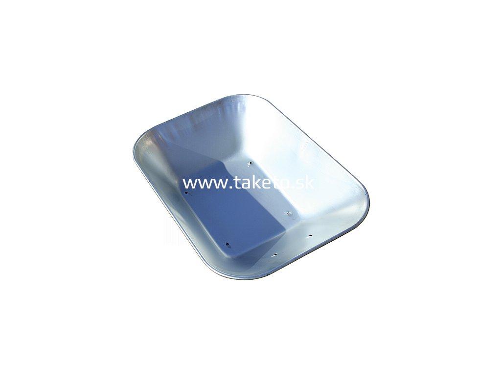 Korba WBBg60 • Zn, 60 lit, na fúrik, bez dier  + praktický pomocník k objednávke
