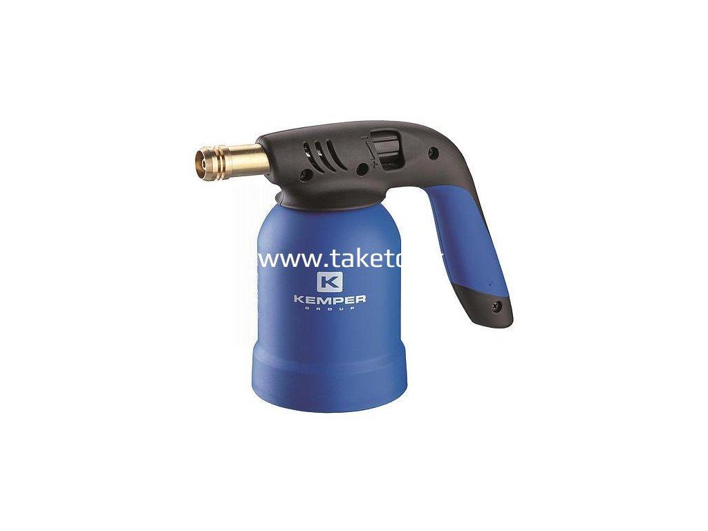 Lampa KEMPER 770, Tornado Metal Piezo, kov, na prepichovaciu kartuš  + praktický pomocník k objednávke
