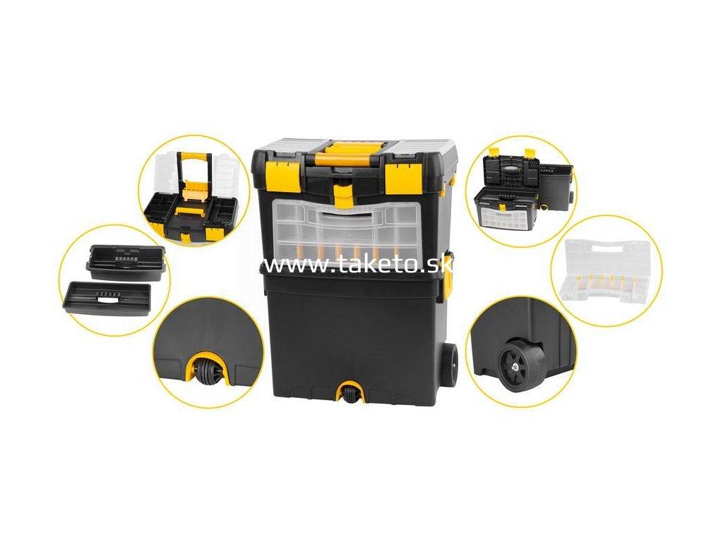 Box na náradie Strend Pro TBx3042, Roller, na kolieskach s rúčkou, max. 25 kg  + praktický pomocník k objednávke