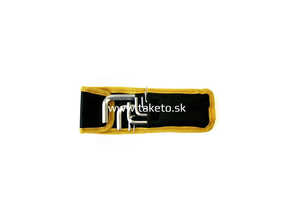 Sada kľúčov Strend Pro HK0196, 10 dielna, Hex, zástrčná, Imbus s guličkou  + praktický Darček k objednávke