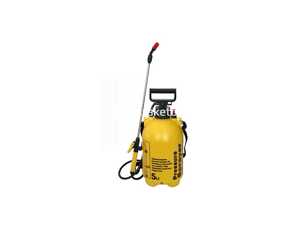 Postrekovač Strend Pro Kingjet Q na plece 5,0 lit.  + praktický pomocník k objednávke