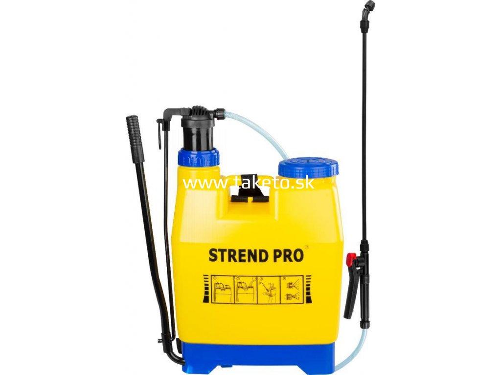 Postrekovač Goodfarm 12B-12 , 12 lit. chrbtový  + praktický pomocník k objednávke