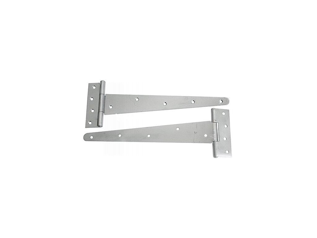 Záves dverový T-LINK 300 mm, vratový, Zn  + praktický pomocník k objednávke