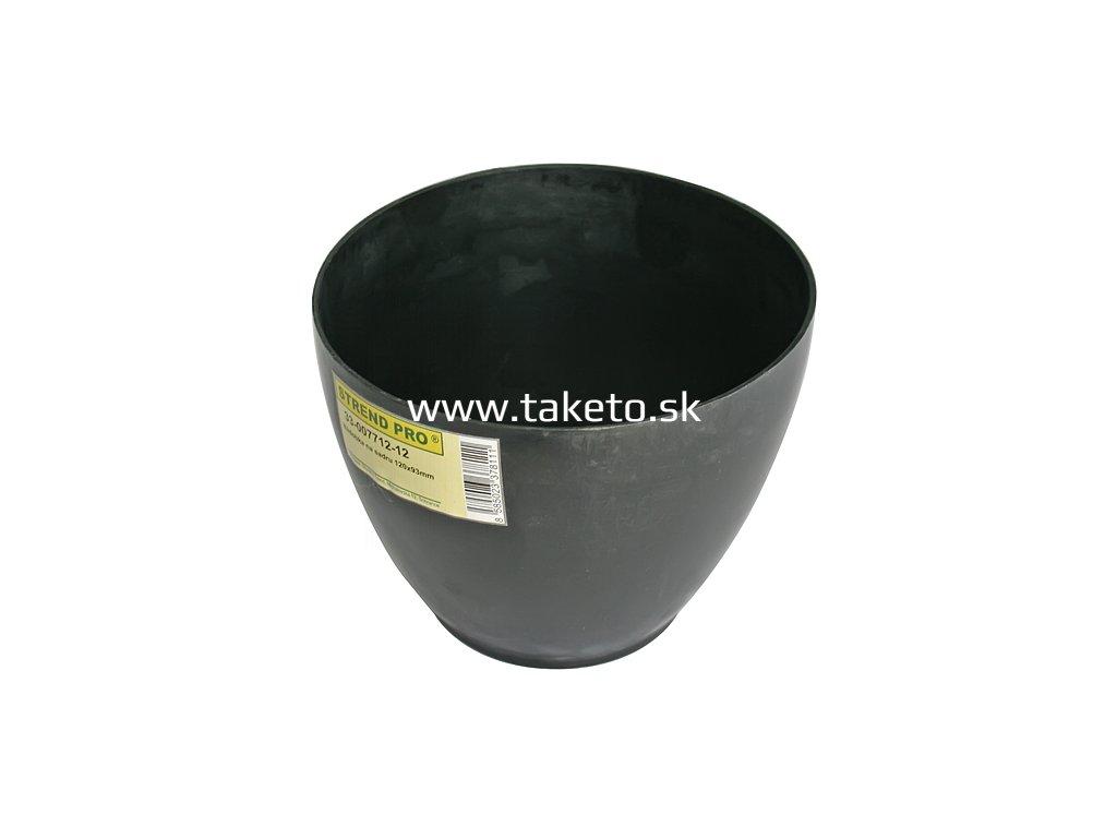 Nádoba na sadru 120x93 mm, miska kónická  + praktický pomocník k objednávke