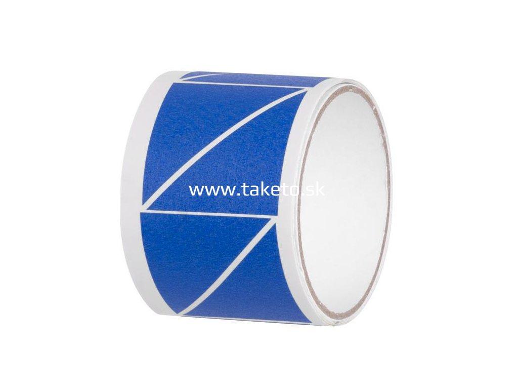 Páska Strend Pro, 50x50 mm, 70 mm, maskovacia, modrá  + praktický pomocník k objednávke
