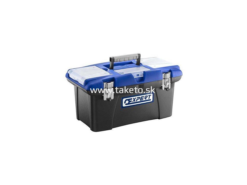 Box Expert® E010305, 490x285x240 mm/10 kg, plast, na náradie  + praktický pomocník k objednávke